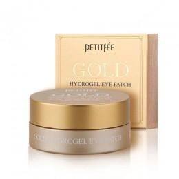 Патчи для глаз гидрогелевые с золотом PETITFEE GOLD Hydrogel Eye Patch 210 гр