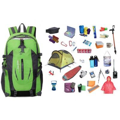 Бюджетный рюкзак для путешествий